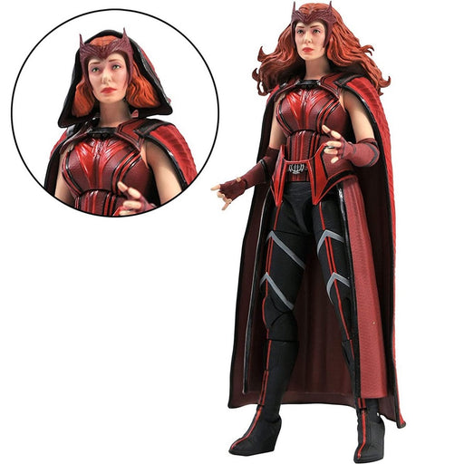 Marvel Select WandaVision Scarlet Witch Action Figure