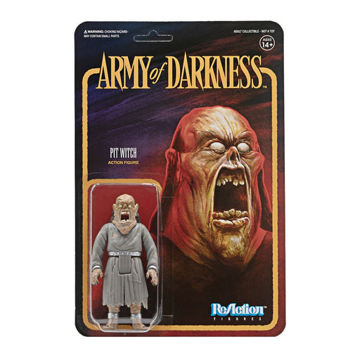 Army of Darkness ReAction - Pit Witch Action Figure