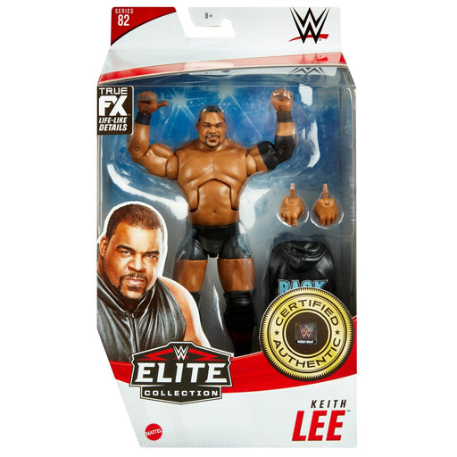 WWE Elite Collection Series 82 Keith Lee Action Figure