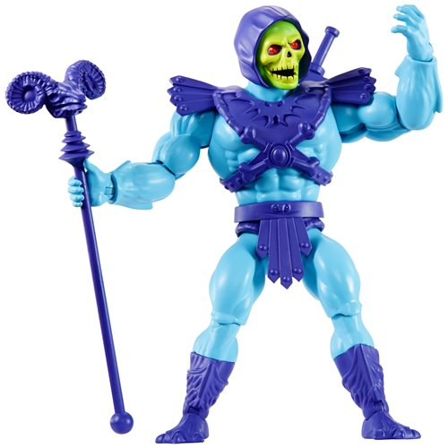 Masters of the Universe Origins Skeletor 5 1/2-Inch Action Figure