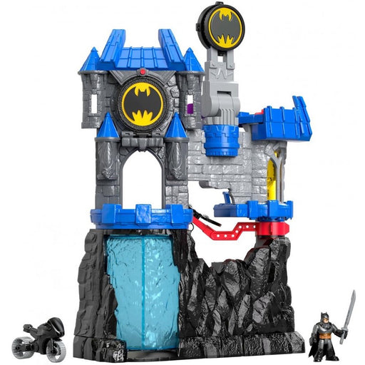 DC Super Friends Imaginext Wayne Manor Batcave Playset