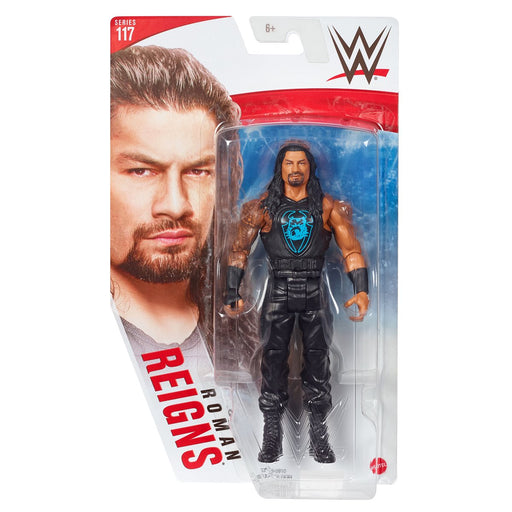WWE Basic Series 117 Roman Reigns 6-Inch Action Figure