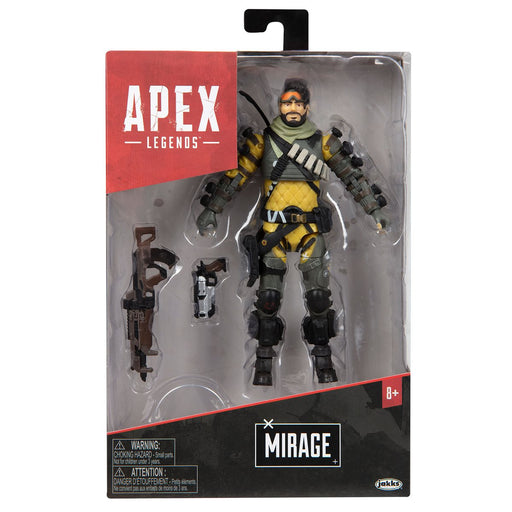 Apex Legends Mirage 6-Inch Action Figure