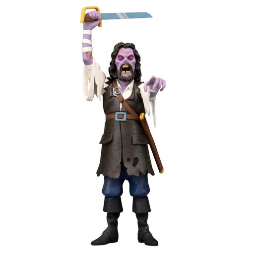 Toony Terrors Series 6 – Captain Blake (The Fog) 6-Inch Scale Action Figure