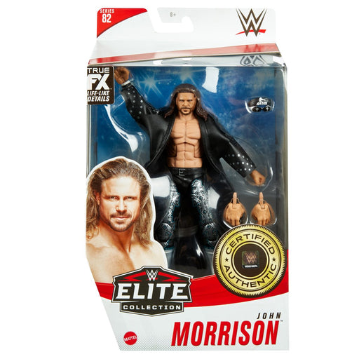 WWE Elite Collection Series 82 John Morrison Action Figure