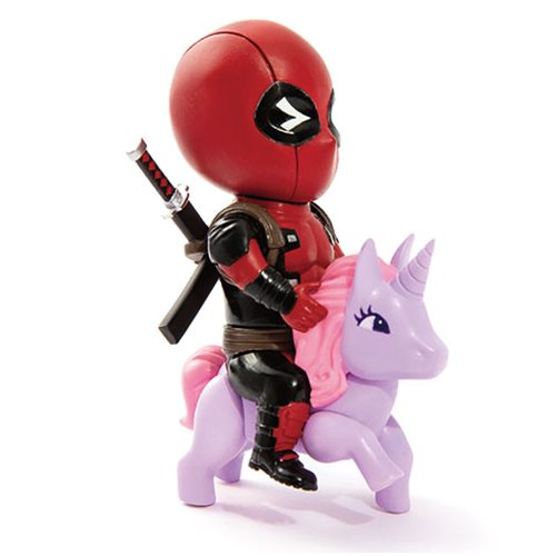 Deadpool Pony MEA-004 Mini Egg Attack Vinyl Figure - PX