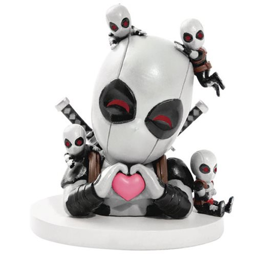 X-Force Deadpool Day Dream MEA-004 Mini Egg Attack Figure HCF Exclusive