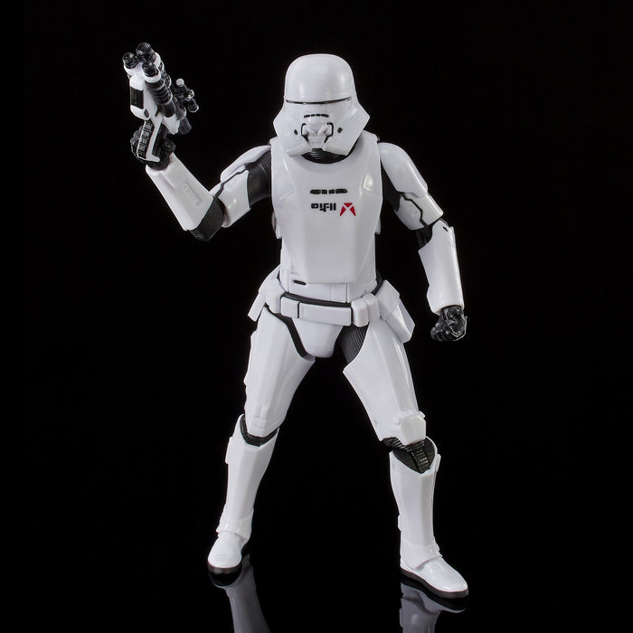 Star Wars The Black Series Wave 2 First Order Jet Trooper 6-Inch Action Figure