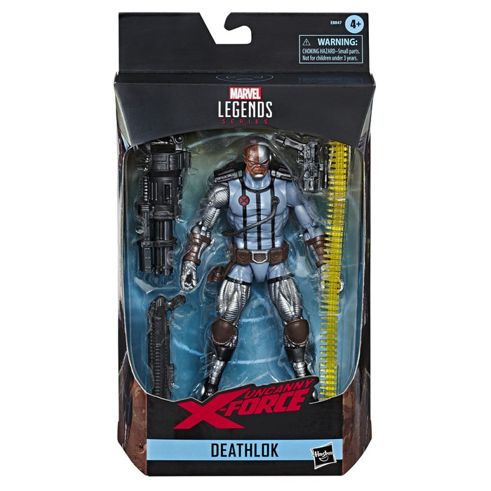 Marvel Legends Uncanny X-Force Deathlok Variant 6-Inch Action Figure - Exclusive
