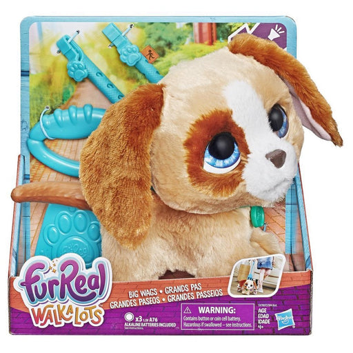 FurReal Walkalots Big Wags Interactive Dog