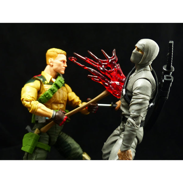 Super Action Stuff!! Bag of Violence Action Figure Accessories