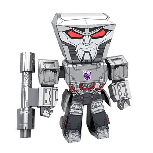 Transformers Megatron Metal Earth Legends Model Kit