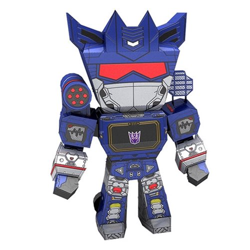Transformers Soundwave Metal Earth Legends Model Kit