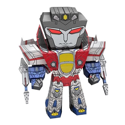 Transformers Starscream Metal Earth Legends Model Kit