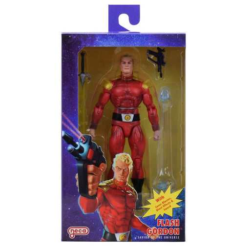 Defenders of the Earth Flash Gordon 7-Inch Scale Action Figure