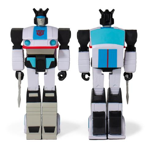 Transformers Jazz 3 3/4-Inch ReAction Figure