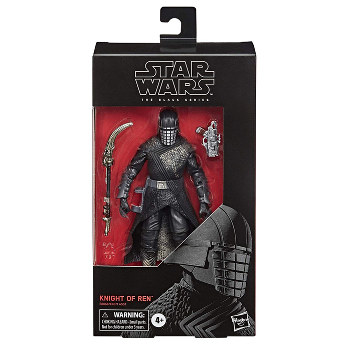 Star Wars The Black Series Knight of Ren 6-Inch Action Figure