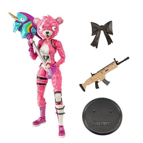 Fortnite Series 1 Cuddle Team Leader 7-Inch Action Figure