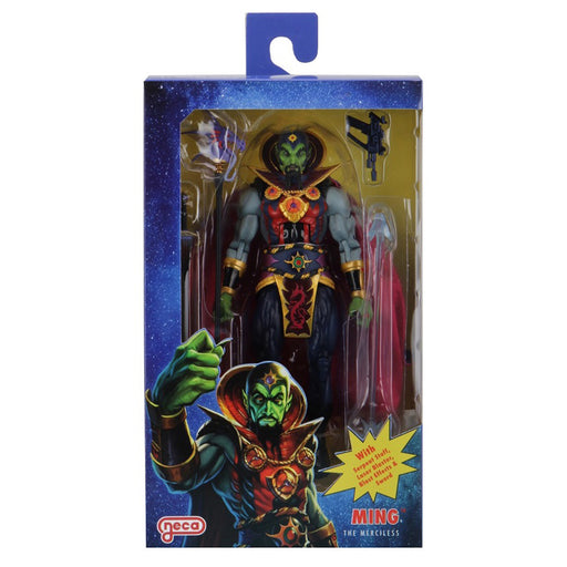 Defenders of the Earth Ming the Merciless 7-Inch Scale Action Figure