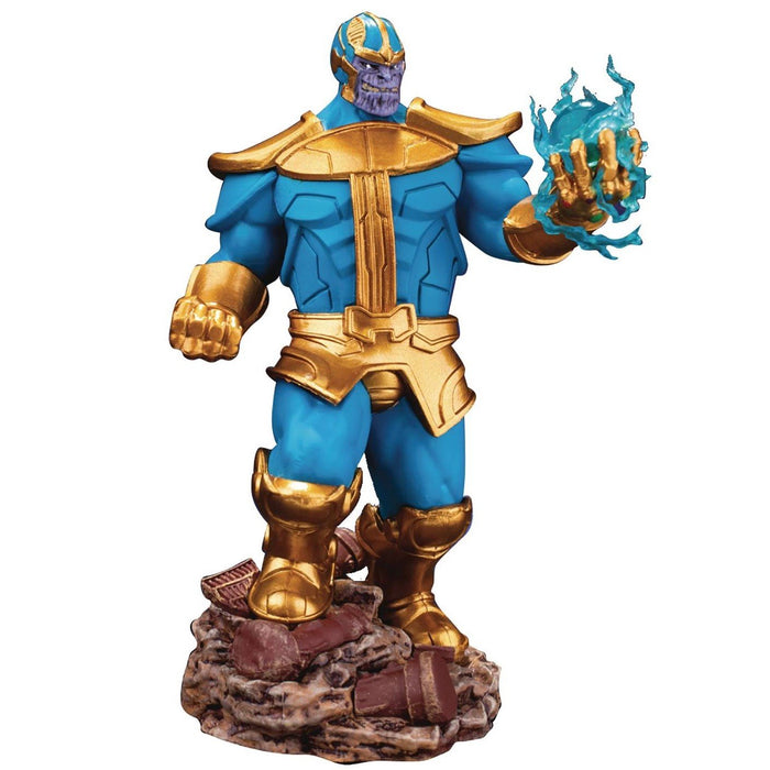Avengers: Infinity War Thanos D-Select Series DS-014 Comic Version Statue - Previews Exclusive