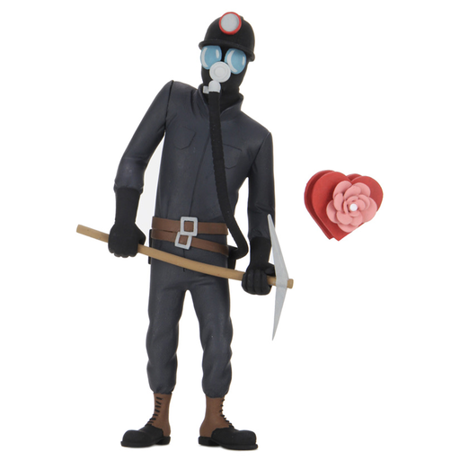 Toony Terrors Series 6 – The Miner (My Bloody Valentine) 6-Inch Scale Action Figure