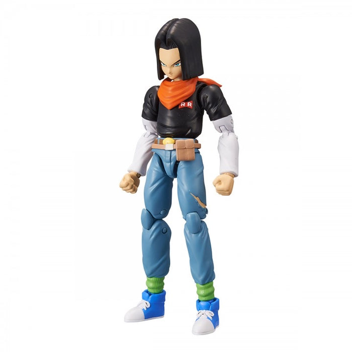 Android 17 - Dragon Ball Stars Action Figure Wave 10