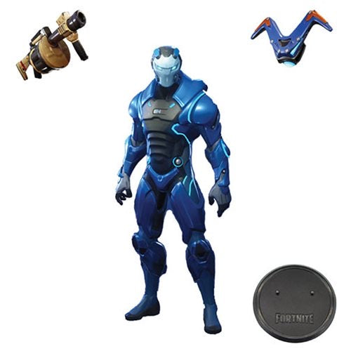 Fortnite Series 1 Carbide Action Figure