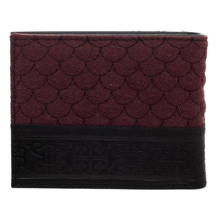 Game of Thrones House Targaryen Bifold Wallet