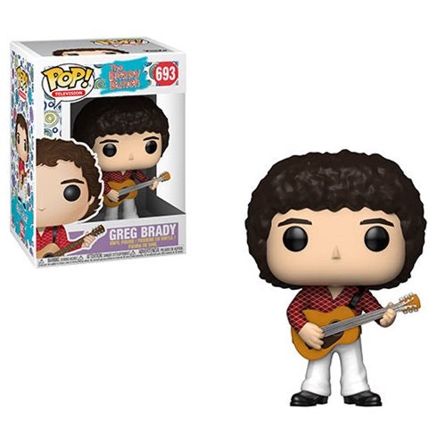 Funko POP! TV: The Brady Bunch Greg Brady Vinyl Figure #693