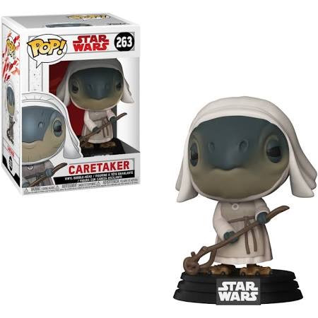 Funko POP! Star Wars: The Last Jedi Caretaker Pop! Vinyl Bobble Head #263
