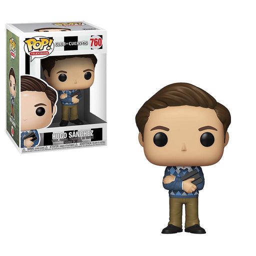 Funko POP! TV: Club De Cuervos - Hugo Sanchez Vinyl Figure #760