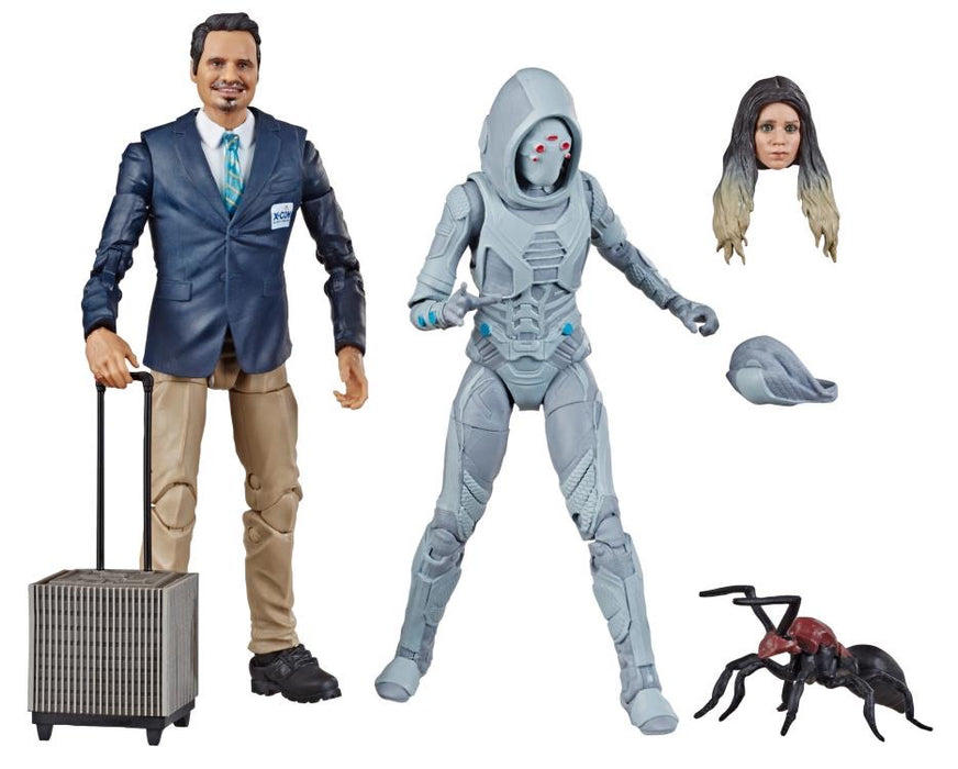 Marvel Legends 80th Anniversary Ghost and Luis 6-Inch Action Figure 2-pack