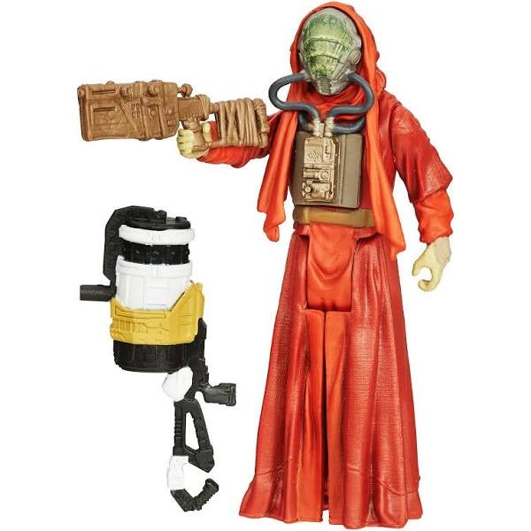 Star Wars The Force Awakens Snow & Desert Sarco Plank Action Figure