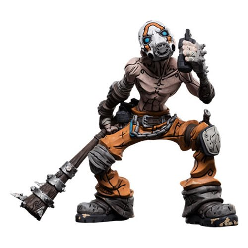 Borderlands 3 Psycho Bandit Mini Epics Vinyl Figure