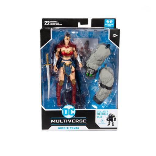 DC Multiverse Collector Wave 3 Last Knight on Earth Wonder Woman Action Figure