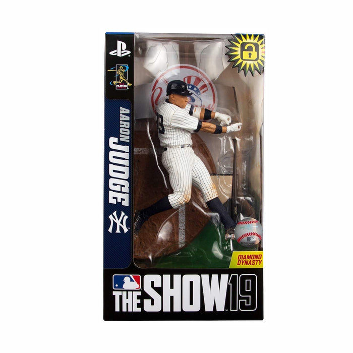 New York Yankees Aaron juge le spectacle 19 Diamond Dynasty collection neuf en boîte