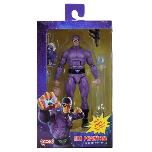Defenders of the Earth The Phantom 7-Inch Scale Action Figure