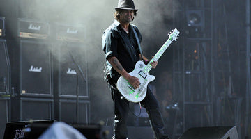 Phil Campbell talks about his Motorhead Beer Buddy