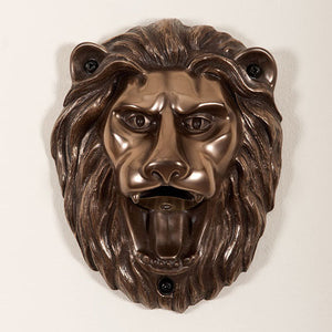 Lion (Bronze Finish)
