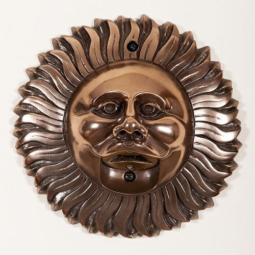 Sun (Bronze Finish)