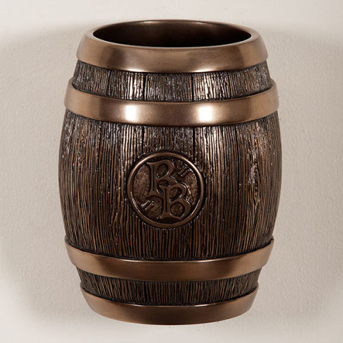 Cap Catcher Barrel (Bronze Finish)