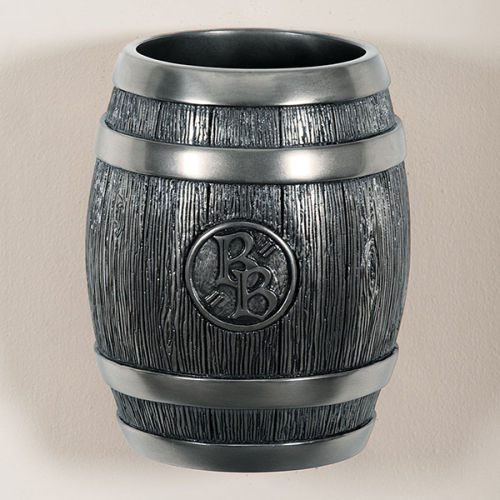Cap Catcher Barrel (Silver Finish)