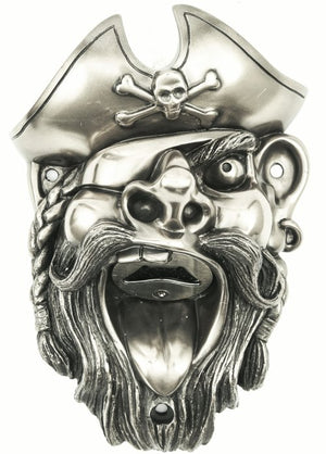 Pirate (Silver Finish)
