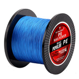 500M SeaKnight Brand Tri-Poseidon Series 4 Strands Super Strong Japan Multifilament PE Braided Fishing Line 8 10 20 30 40 60LB