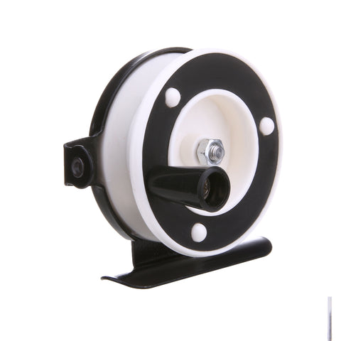 Lightweight Portable Ice Fishing Mini Pole Line Reel Rods Shrimp Metal Steel Fly Fishing Line Wheel Skillful Moulinet Peche New