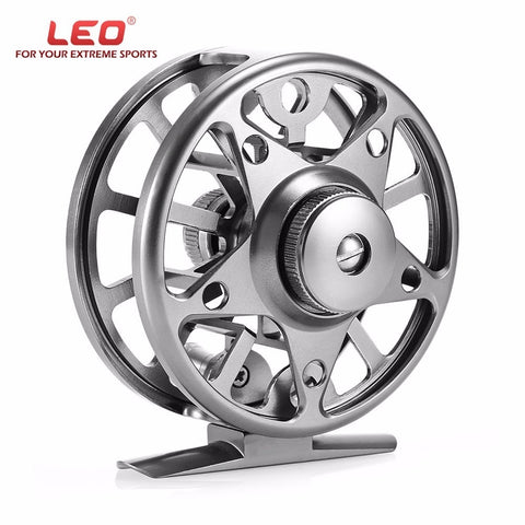 LEO AL 75 2 + 1 Ball Bearing 1:1 Outdoor Fly Fishing Reels Reel Wheel