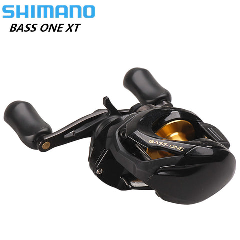 SHIMANO NEW BASS ONE XT 150 151 Baitcasting Fishing Reel 4+1BB 7.2:1 Right Left Hand Bait Casting Reel SVS System Lure Wheel