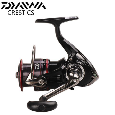 DAIWA CREST CS 2500 Spinning Fishing Reel 3+1BB 5.3:1 Max Drag 4kg Aluminium Spool Saltewater Carp Fishing Reel