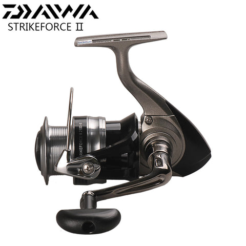 DAIWA STRIKEFORCE II Spinning Fishing Reel 2500 3000 4000 Carp Fishing Reels Saltwater Molinete Carretilhas De Pescar