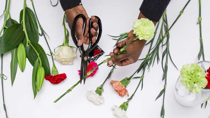 How to make your fresh flowers last longer